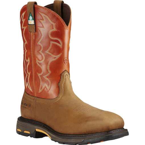Picture of 10017170 Ariat Workhog CSA Comp Toe Cowboy Boot
