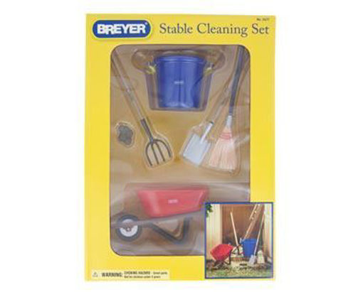 Picture of 2477 Breyer Traditional Stable Cleaning Set