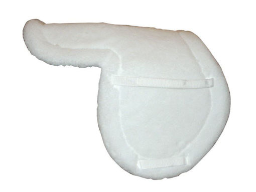 Picture of 6519W Equipe All Purpose Fleece Pad with Quilted Underside