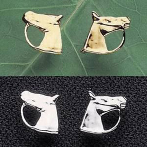 Picture of 6207 Exselle Horse Head Earrings