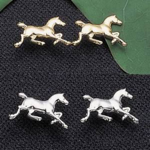 Picture of 6215 Exselle Running Horse Earrings