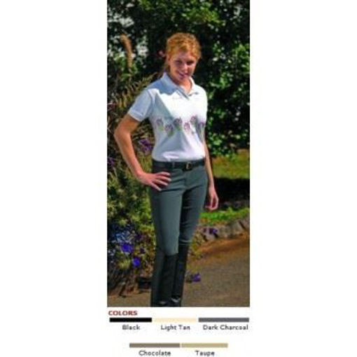 Picture of 150757 Breeches TuffRider Ladies Starter LowRise Pull On