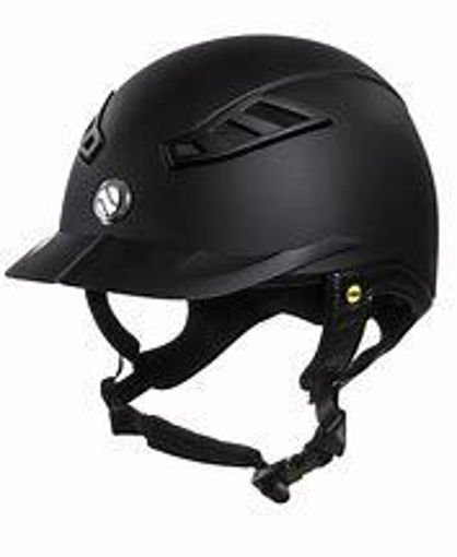 Picture of Back on Track: Trauma Void EQ3 Smooth Shell Helmet