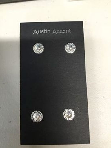 Picture of Austin Accent Magnetic Number Pins