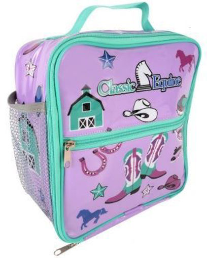 Picture of Classic Equine Childrens Lunchbox