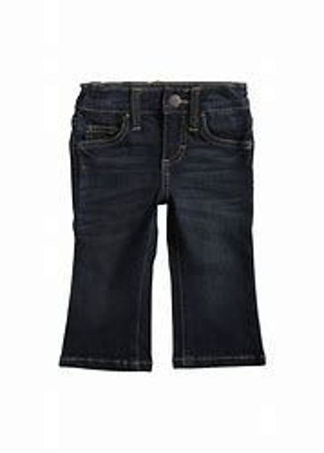 Picture of PQJ136D Wrangler Baby Cowboy Jeans
