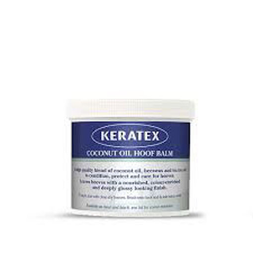 Picture of Keratex Coconut Oil Hoof Balm 400g