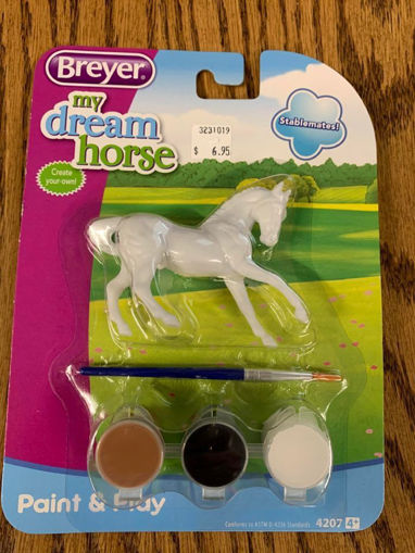 Picture of 4207 Breyer Paint & Play